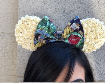 Beauty & The Beast inspired Ears