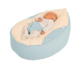 Wondrous Gaga Baby Bean Bags Newborn And Beyond Etsy Machost Co Dining Chair Design Ideas Machostcouk