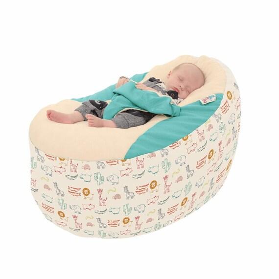 Admirable Zoo Animals Gaga Baby Bean Bag To Toddler Creativecarmelina Interior Chair Design Creativecarmelinacom