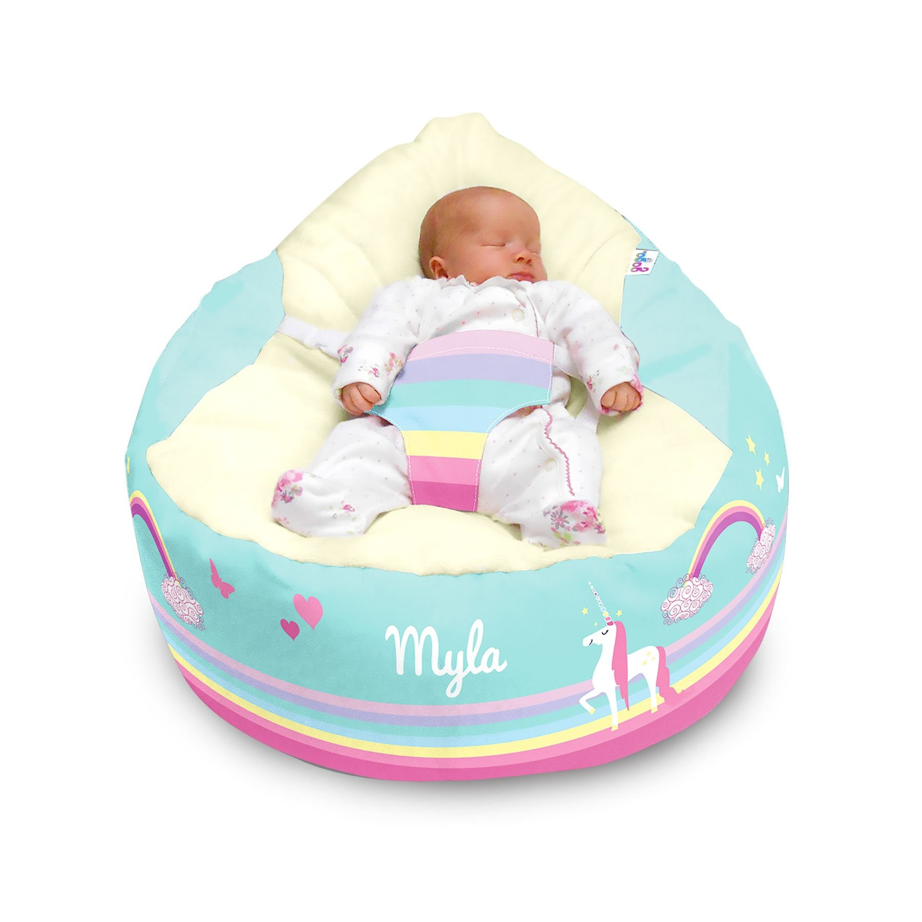 Swell Unicorn Gaga Baby Beanbag Gamerscity Chair Design For Home Gamerscityorg