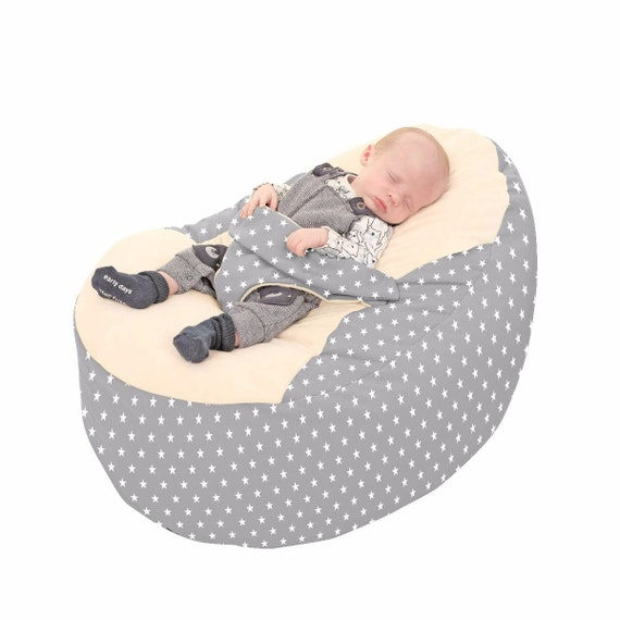 Brilliant Stars Gaga Baby Bean Bag To Toddler Pabps2019 Chair Design Images Pabps2019Com