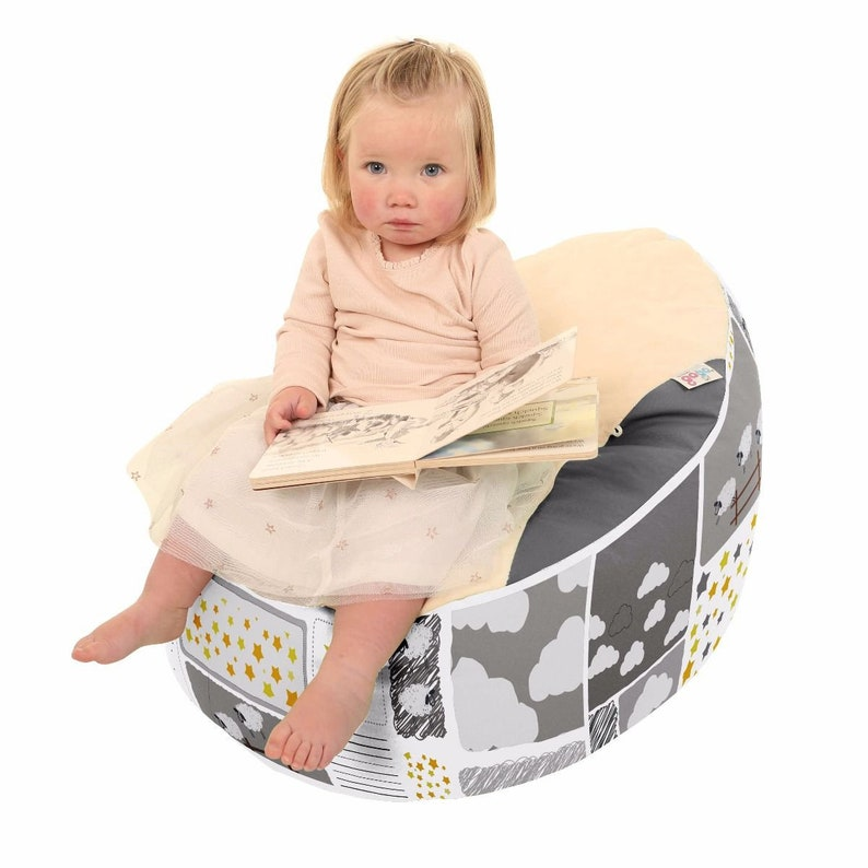 Super Counting Sheep Gaga Baby Bean Bag To Toddler Dailytribune Chair Design For Home Dailytribuneorg