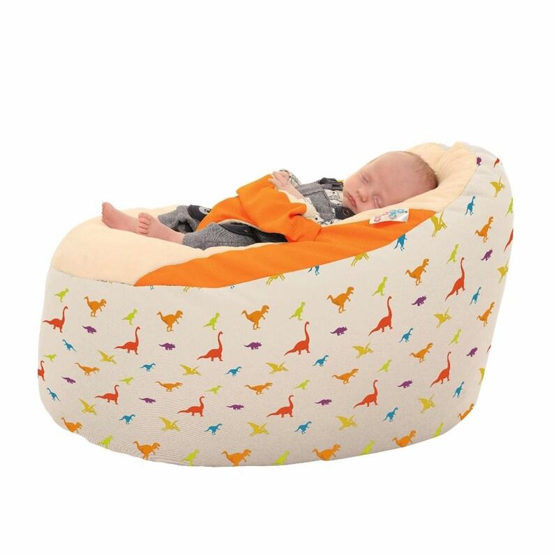 Amazing Dinosaur Gaga Baby Bean Bag To Toddler Creativecarmelina Interior Chair Design Creativecarmelinacom