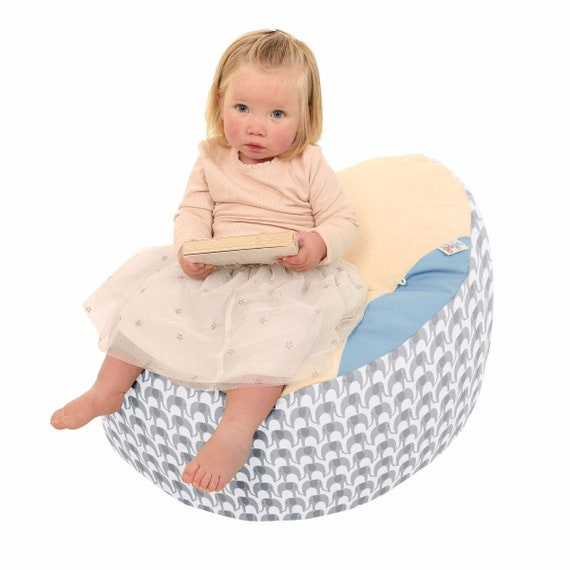Fine Elephant Gaga Baby Bean Bag To Toddler Pabps2019 Chair Design Images Pabps2019Com