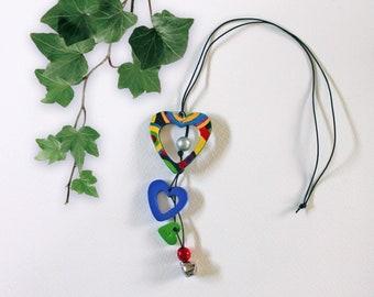 Pendant hearts