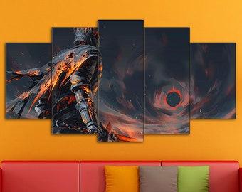 Dark Souls Art, Games Art, Dark Souls Wall Art, Dark Souls Print, Action/RPG Art, Dark Souls, Dark Souls Canvas, Dark Souls wall decor