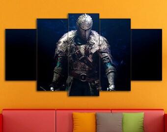Dark Souls, Games Canvas, Dark Souls Print, Action/RPG Art, Dark Souls Art, Dark Souls Wall Art, Dark Souls Canvas, Dark Souls wall decor