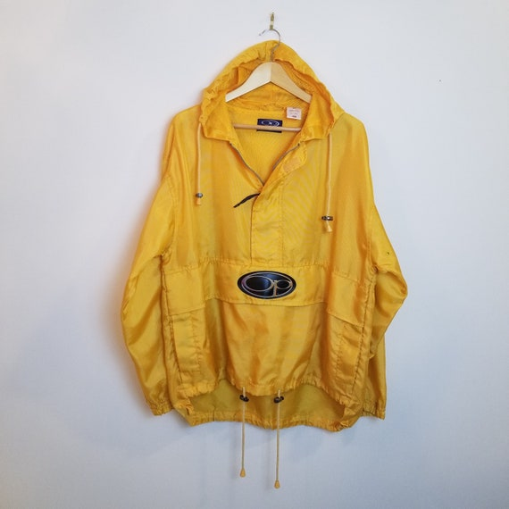 Vintage Ocean Pacific Pull Over Nylon Windbreaker
