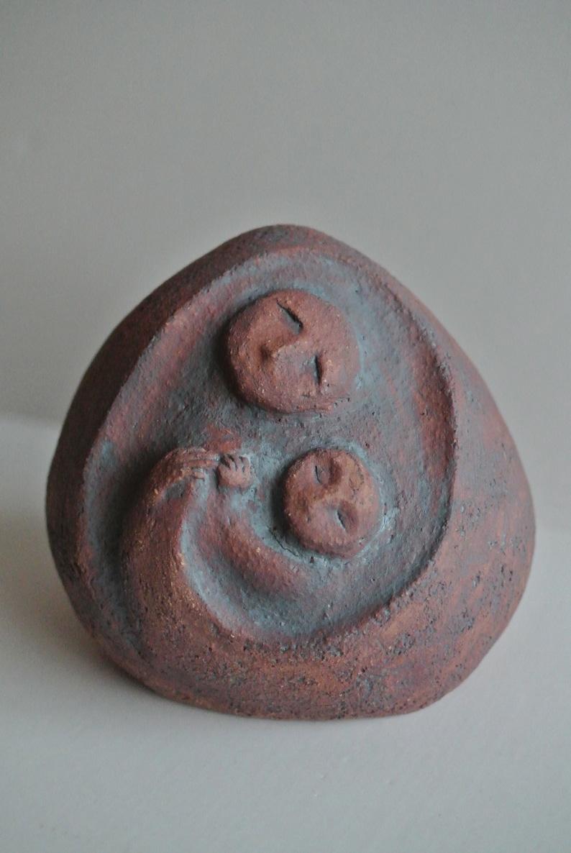 Mother Goddess original ceramic art stoneware stoneware ceramic sculpture goddess