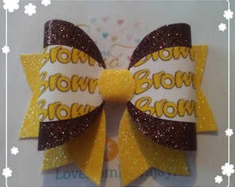 Brownies bow