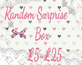 Random surprise box