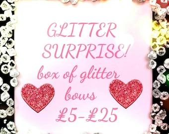 Glitter surprise