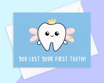 Ive Lost My First Tooth Wish Bracelet