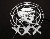 Secryt XXX Skull T-Shirt ...