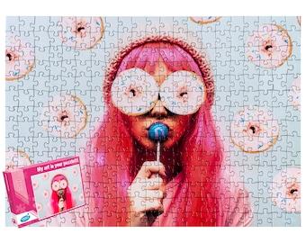 jigsaw puzzles etsy