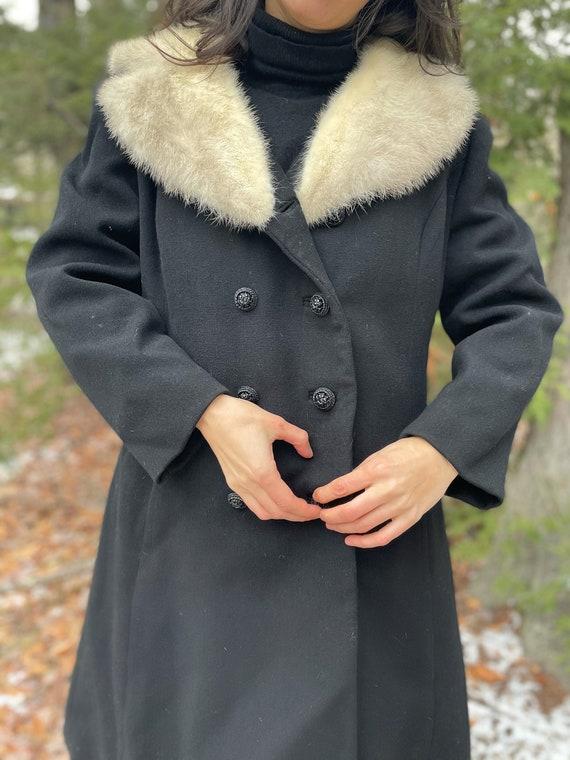 1960s Levine & Smith New York Coat