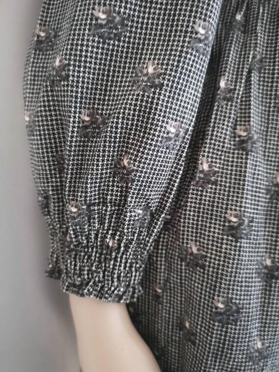 Vintage prairie dress large, vintage Japanese pra… - image 4