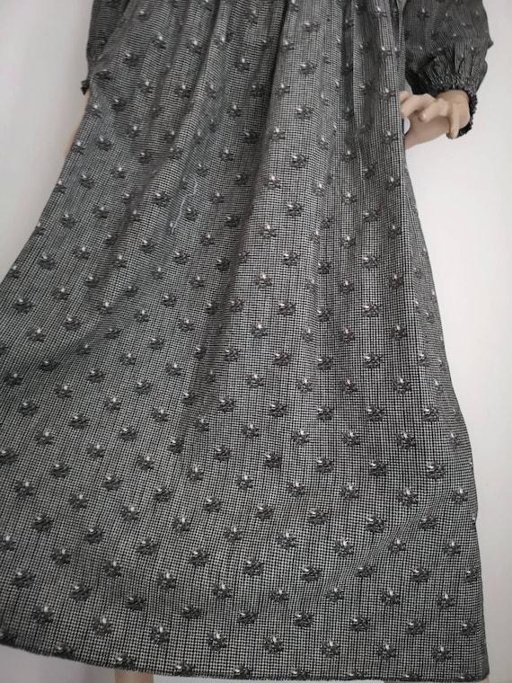Vintage prairie dress large, vintage Japanese pra… - image 5