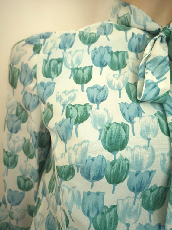 Vintage 1960s dress small, 1960s dress& jacket se… - image 3