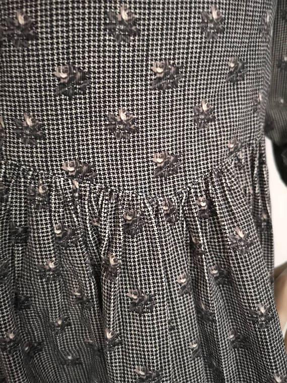 Vintage prairie dress large, vintage Japanese pra… - image 7