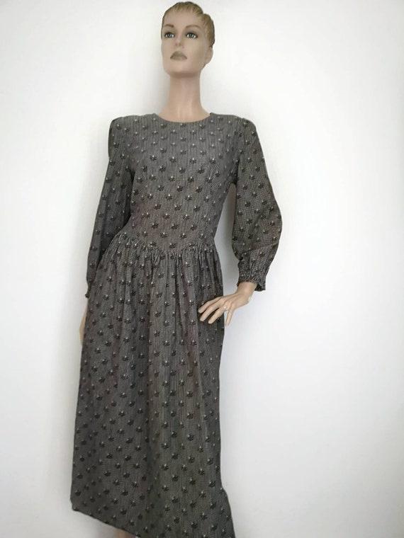 Vintage prairie dress large, vintage Japanese pra… - image 1