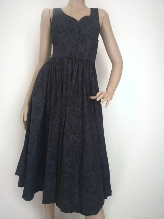 Vintage Laura Ashley dress, 1980s Laura Ashley sma