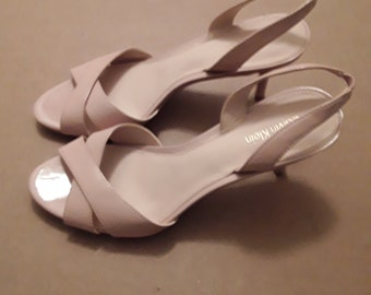 f0608fe7a4c Calvin Klein Heels Lucette Slingback Heel Size 8.5