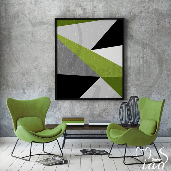 minimal  geometric  original graphic  wall art   printable art  wall decoration  modern style  wall prints  Art  made in Italy