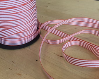 Ribbon thousand lines orange 10 meters