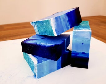 Ocean Breeze Soap - Vegan & Homemade.
