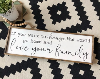 Love Your Family Etsy