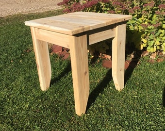 FREE SHIPPING!!!!! For 3 Days Only!!! Cedar End Table