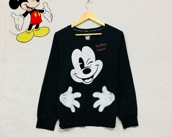 Vtg Mickey Mouse  Big Logo