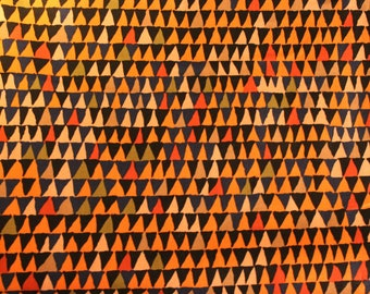 Brandon Mably PWBM066 Glamping Blue Quilting Cotton Fabric By The Yard