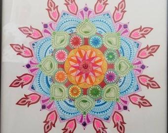Jewelled Mandala