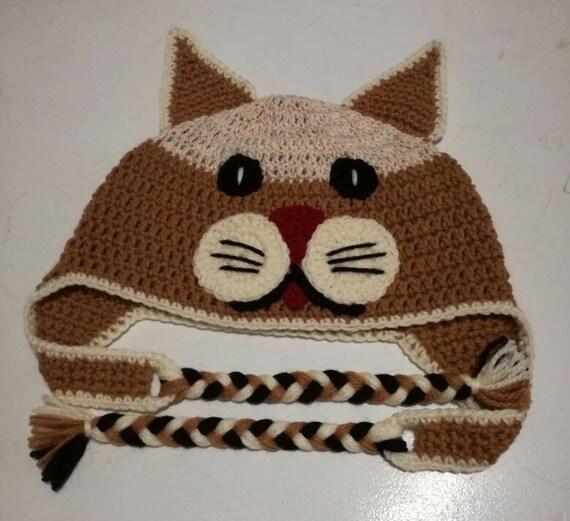 75ca562df91 Character Beanies cat