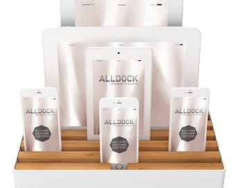 ALLDOCK 6x Port USB 2.4A Docking & Docking Station Combinations
