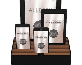 ALLDOCK 4x Port USB 2.4A Docking & Docking Station Combinations