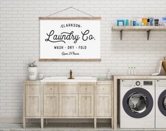 Farmhouse Laundry Etsy