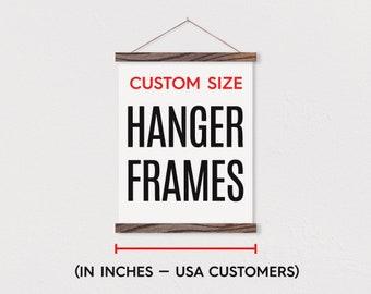 Poster Hanger Etsy