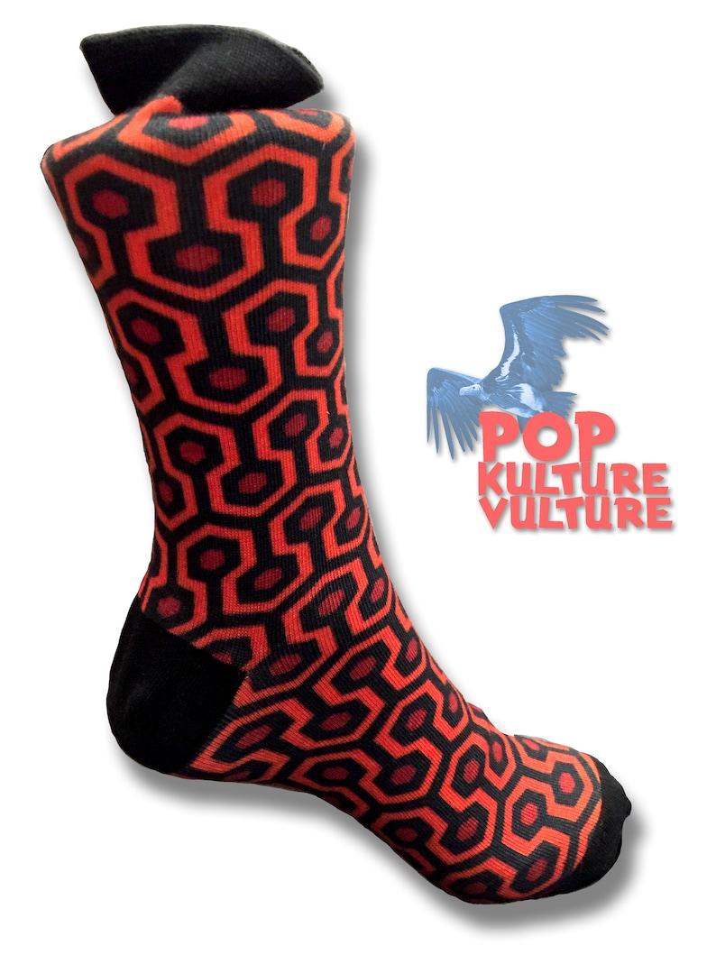 Shining Overlook Socks