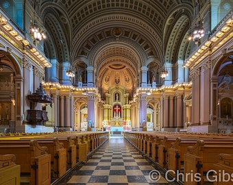 Church of the Gesù, Philadelphia, PA