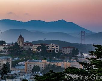 Buena Vista View, San Francisco, CA