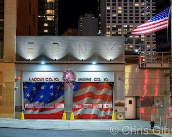 FDNY Ten House, New York, NY
