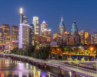 Philly Blue Hour, Philadelphia, PA