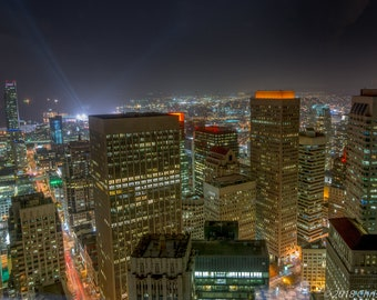 San Francisco Night Lights