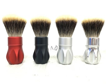 Outlaw Shaving Brush Badger or Synthetic available