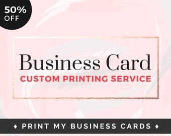 Imprimer Mes Cartes De Visite