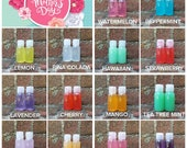 1.25 Hand Sanitizer Weekend Special - Choose Your Scents - Made With 91 Isopropyl Alcohol - Free Shipping when you spend 35