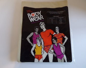 "Vintage Sears NOS New ""Next To The Body Wear"" Tank Top Undershirt The Sears Mens Store 1970s 70s Size Large 42-44 Underwear"